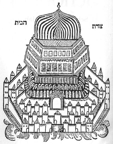 Figure 1 • Le Temple.